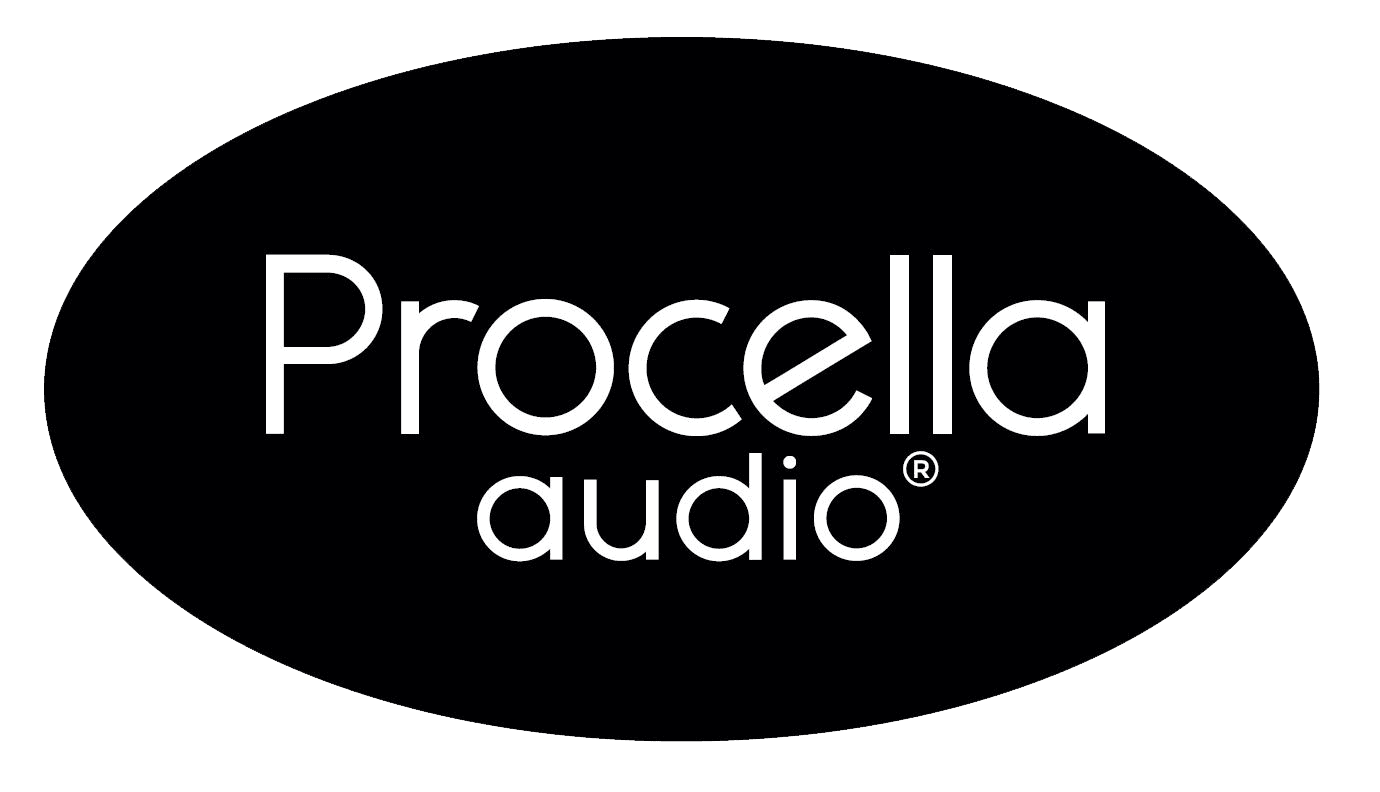 Procella black oval